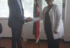 The Embassy Of Kenya In Rome-Italy Hosts CSS CEO To Discuss Job Opportunities In Kenya