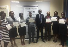 CSS Holds Colourful Graduation For The Just Concluded Public Speaking Training Class