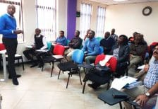 CSS Holds Successful Half Day Leadership Training For Different Professionals