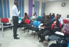 CEO Perminus Wainaina Trains Professionals On How To Pass Job Interviews