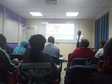 leadership course in Kenya
