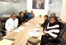 Customer Service Training Graduation
