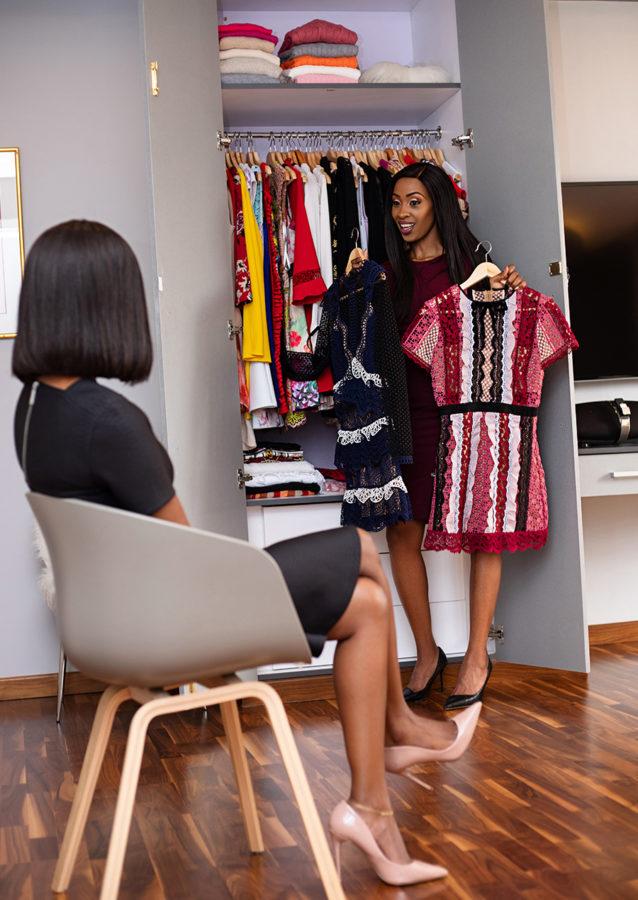 Wardrobe Planning